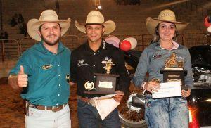 Lisandra Carvalho e Geremias Gomes são campeões do II Pilar Fest (Crédito: Divulgação)