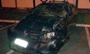 Empresário morre em capotamento de veículo na SP-264 (Crédito: Sérgio Santos)