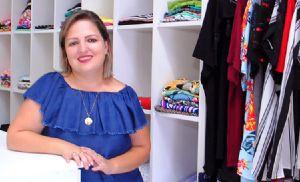Angélica Carvalho moda Plus Size é inaugurada em Pilar do Sul (Crédito: Divulgação)