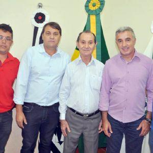 Toninho anuncia Marquinho na saúde e Takashi Iriyama no gabinete (Crédito: Divulgação)