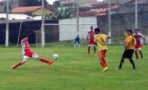 Chuva de gols marca rodada da Taça Cidade de Futebol