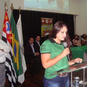 Sindicato e Senar promovem a formatura do curso Jovem Agricultor (Crédito: Sérgio Santos)
