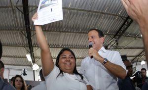CDHU faz sorteio de 68 casas em Pilar do Sul