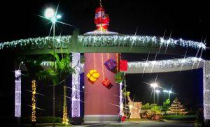 Decoração Natalina será inaugurada neste domingo
