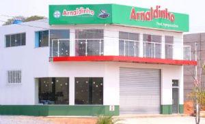 Inaugurada nova sede do Arnaldinho Produtos Agropecuários