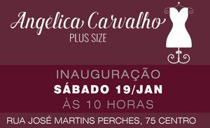 Loja de moda Plus Size será inaugurada neste sábado em Pilar do Sul (Crédito: Divulgação)
