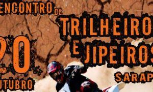 Encontro de Trilheiros e Jipeiros e Costela de Chão no Pesqueiro Rodeio