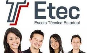 Inscrições vestibulinho Técnico em Agronegócio da Etec