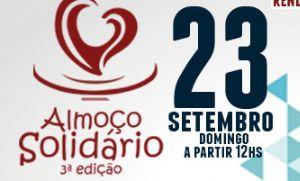 Domingo tem Almoço Solidário em prol ao GPaci em Pilar do Sul (Crédito: Divulgação)