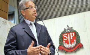 Giriboni toma posse como deputado estadual na ALESP