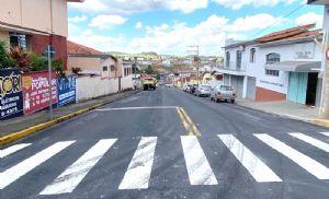 Prefeitura recapeia ruas Major Euzébio e Diógenes Ribeiro