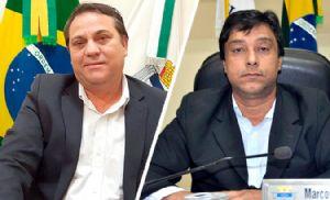 Marquinho da Autoescola disputará reeleição com Marcos Fábio  de vice