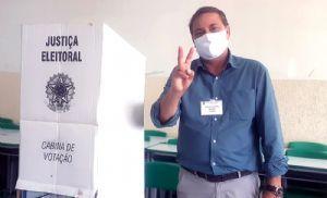 Marquinho é o primeiro prefeito reeleito de Pilar do Sul