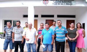 Diretoria do Sindicato dos Servidores Públicos toma posse (Crédito: Divulgação)