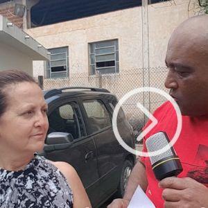 Secretária tira-dúvidas sobre as inscrições das casas da CDHU