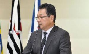 Takashi é reconduzido ao cargo de secretário de Toninho da Padaria