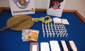 PM e Civil prendem quatro acusados de tráfico e associação na Nova Pilar (Crédito: Divulgação)