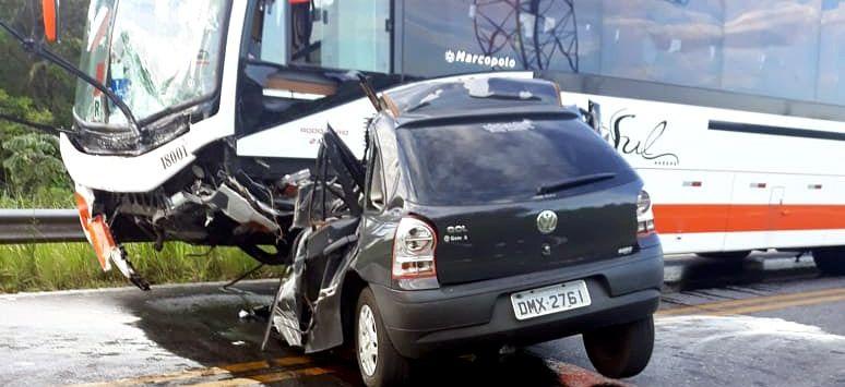 Acidente na SP-222 mata quatro pessoas de São Miguel Arcanjo (Crédito: Bruno Sales)