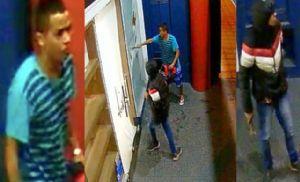 Câmeras flagram tentativa de furto a joalheria no centro