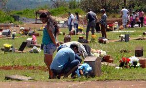 Prefeitura vai remover ossadas de sepulturas não pagas