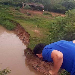 Corpo de jovem é encontrado embaixo da ponte do Rio Turvo