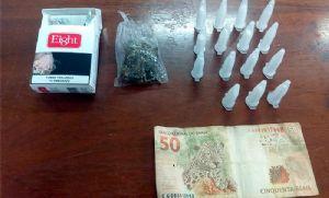 PM prende buriense acusado de tráfico em Pilar do Sul