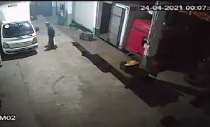 Câmeras flagram e evitam furto em cooperativa