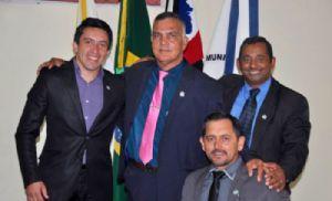 João Batista é eleito presidente da Câmara Municipal