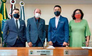 Silvio Yasuda é eleito presidente da Câmara Municipal