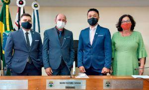 Silvio Yasuda é eleito presidente Câmara Municipal