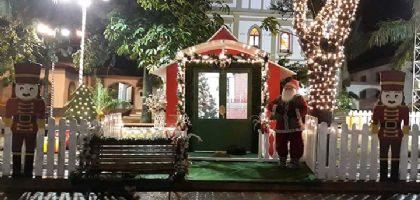 ACE apresenta decoração natalina neste domingo