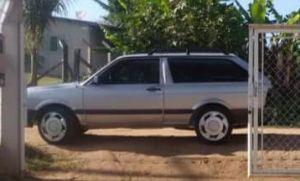 VW Parati é furtada na Santa Cecília