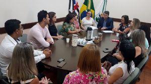 Marquinho dá posse aos novos membros do Conselho Tutelar