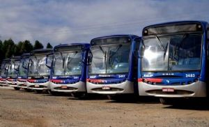 Transportes escolar e coletivo são paralisados em Pilar do Sul (Crédito: Divulgação)