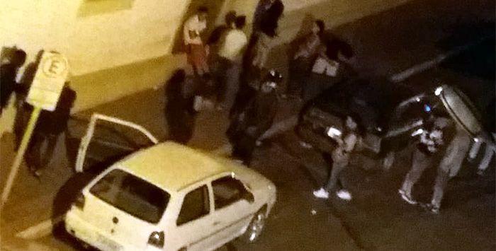 Moradores reivindicam combate ao vandalismo e criminalidade (Crédito: Divulgação)