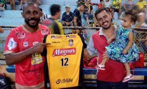 Futsal une equipes e torcedores em prol de criança com câncer (Crédito: Divulgação)