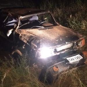 Identificado motorista que morreu em acidente na SPV-093