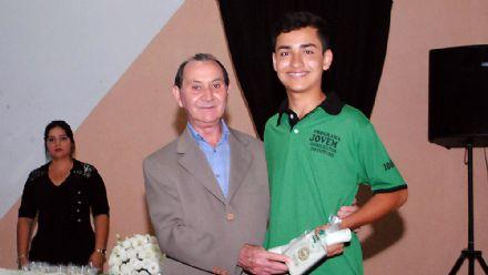Formatura Jovem Agricultor do Futuro do Senar