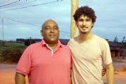 André Ramalho, jogador do Bayer Leverkusen da Alemanha, visita Pilar do Sul