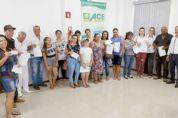 ACE entrega prêmios aos sorteados na promoção 'Fim de Ano Premiado'