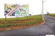 Estão liberadas as construções no loteamento Parque Residencial Ayub 2