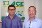 Presidente Kal e nova diretoria tomam posse na Associação Comercial