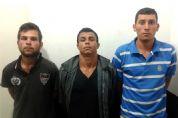 Polícia prende trio suspeito de praticar assaltos a comércios em Pilar do Sul