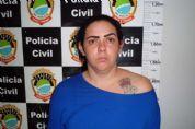 Mulher de Pilar do Sul é presa no Mato Grosso do Sul acusada de associação ao tráfico