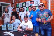 ​Emanuel Seabra é campeão do Main Event do Clube Poker Pilar