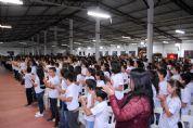 PM realiza formatura do PROERD para 375 alunos das escolas municipais