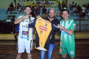 Futsal Solidário une equipes e torcedores em prol de criança com câncer