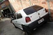 VW Gol é furtado durante a missa em Sarapuí