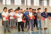 Projeto 'Escolas Unidas' encerra atividade com entrega de mais de mil brinquedos