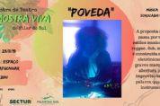 Confira a programação da quarta semana da Mostra Viva de Teatro de Pilar do Sul